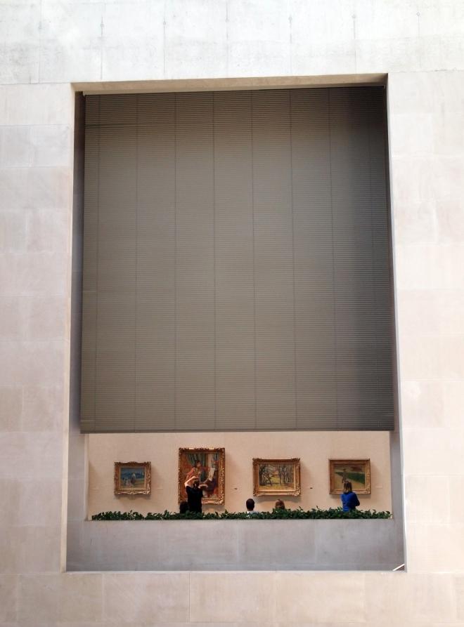 Galleries at the Met