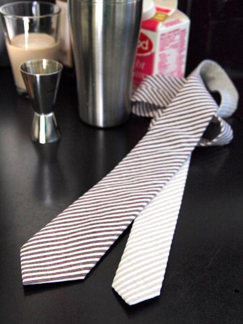 Tie - White Russian