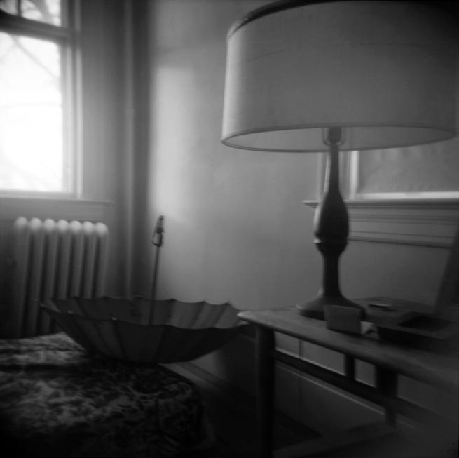 a quiet room