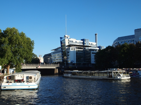 Taking a boat tour on the river Spree was one of the highlights of our trip, and was a fantastic way to see the city.